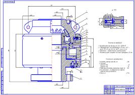 Модернизация превенторного блока противовыбросового оборудования  Модернизация превенторного блока противовыбросового оборудования ПВО Универсальный превентор ПУ1 230х35 Курсовая работа