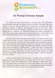 uc example essays sample essays uc essay examples transfer sweet  uc example essays look into our personal statement prompt example uc transfer essay examples
