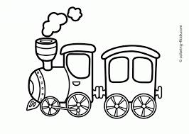 These transportation coloring pages and travel coloring printables for kids depict various means of transportation and travel today and those methods used throughout history. Printable Transportation Train Coloring Pages For Preschool 237664 Train Coloring Pages Cars Coloring Pages Easy Coloring Pages