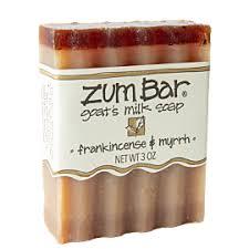 Indigo Wild <b>Zum Bar Goat's Milk</b> Soap