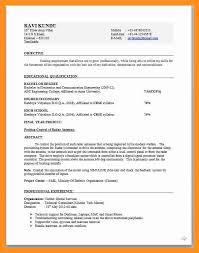 sample resume of electronics engineer - Electronic Engineering Resume