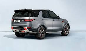 land rover discovery sport 2018. brilliant discovery land rover discovery svx 2018 throughout land rover discovery sport