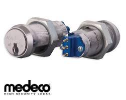 Medeco Vending Machine Locks Impressive Medeco High Security Key Switch Lock Single Pole