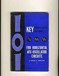 robert middleton - 101 key troubleshooting waveforms horizontal afc  oscillator - AbeBooks