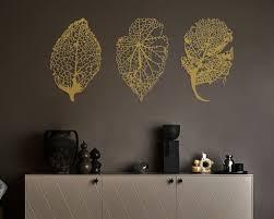 oversized metal wall art metal leaves