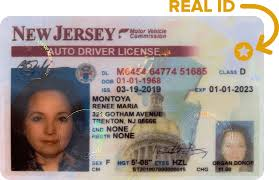 the real id n j driver s license you