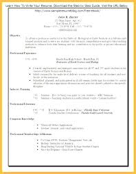 School Teacher Resume Format In Word Magnificent Teacher Resume Format Doc Free Download Year Free Teaching Resume