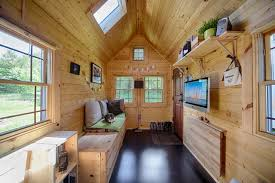 Plain Living In A Tiny House Rustic Room By The Tack Intended Decorating Ideas