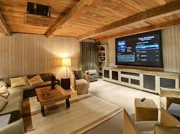 Basement Home Theaters and Media Rooms Pictures Tips Ideas HGTV