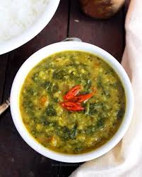 easy spinach dal recipe palak dal recipe pressure cooker dal palak