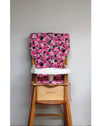 Deal Alert Ed bauer wooden high chair pad cotton replacement