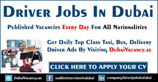 Part Time Jobs For High Schoolers Driver Jobs In Dubai Uae For Part Time Full Time Nov 2019