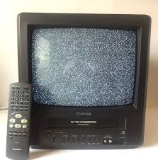 panasonic crt tv remote. toshiba 13 tv/vcr combo mv13m3 with remote crt tested and works gaming panasonic crt tv