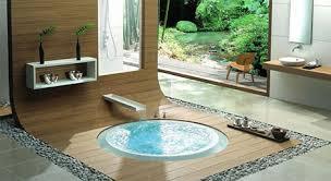 Modern interior design bathroom Gray Modernbathroominteriordesignideasa Dornob Elegant Modern Bathroom Interiors u2026 And Tubs