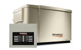 generac generators png. 7.5KW Generac Air Cooled Dual Fuel Single Phase PowerPact Generator W/ St Encl And 8 Circuit LC NEMA 3 ATS-No Whip \u2013 6998 Generators Png
