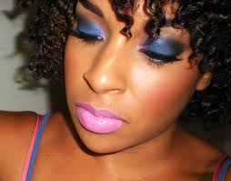eye makeup for african american women