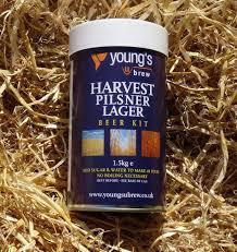 young s harvest pilsner 40pt