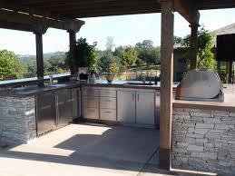 Outdoor Kitchen Cabinets Brisbane Triyaecom Simple Backyard Kitchen Ideas Various Design