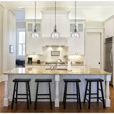 image contemporary kitchen island lighting. Single Island Pendant Lights Long Hanging Contemporary Kitchen Designer Image Lighting B