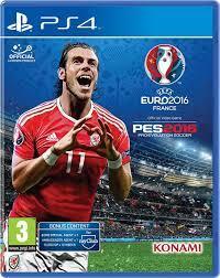 Amazon.com: UEFA Euro 2016/Pro Evolution Soccer (PS4): Video Games