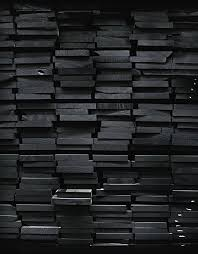 black wood. charcoal can be one of the most grounding colors in an environment. need help? black wood l