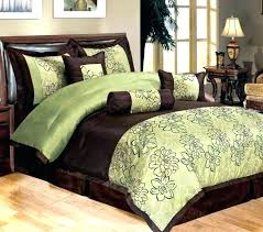 emerald bedding emerald green bedding sets magnificent sage comforter queen 7 piece brown set bed sheets emerald bedding emerald green