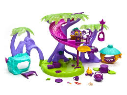 Zoobles Razoou0027s Treehouse Playset  KidsWoot  Bridgetu0027s Gifts Zoobles Treehouse Playset