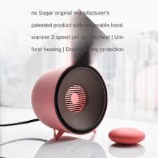 Nesugar new fast heating desktop heater small creative mini ... - Vova