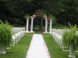 wedding ideas chic garden wedding ceremony venues decor outside also ideas great photo garden wedding