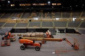 Old Nassau Coliseum Seating Chart Nassau Coliseum Seeks To Recapture Its Former Glory With