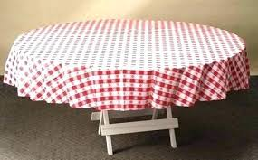 burdy plastic tablecloth in round tablecloth red gingham plastic tablecloths inch x round inch tablecloth glitter