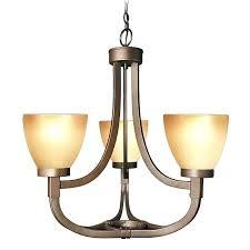 hampton bay 3 light oil rubbed bronze chandelier