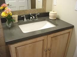 Refinish Bathroom Vanity Top Amazing Bathroom Cabinet Tops Pictures Home Design Ideas Alluring