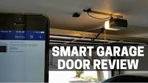myq chamberlain smart garage door setup