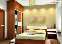 Simple Bedroom Decorating House Simple Interior Design Bed Room
