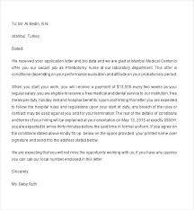 Acceptance Letter For Job Fascinating Offer Letter Email Template Saunaweb