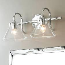 clear glass bathroom vanity lights brushed nickel vanity light glass bathroom vanity lights with clear glass clear glass