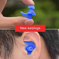 Jnan 1 Pair Soft <b>Silicone Ear</b> Plugs Environmental <b>Waterproof Dust</b> ...