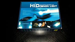 com xentec hid conversion kit h7 6000k single beam xenon ultra white automotive