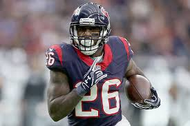 Houston Texans Running Back Depth Chart Projections Last