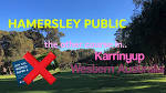 HAMERSLEY PUBLIC GOLF COURSE // the other course in Karrinyup ...