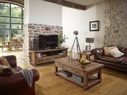 industrial living room furniture. Charltons Industrial Living Room Furniture - Modern Weathered Pine And Painted G