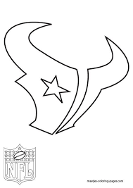 free printable houston texans coloring pagess for kids find this pin and more on crafts by bglennvillarrea houston texans logo coloring pages