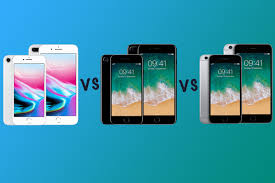 Apple Iphone 8 Vs Iphone 7 Vs Iphone 6s Whats The Difference