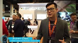 Artofcannabiz Ruben Chen Market Operation Specialist At Leafly On