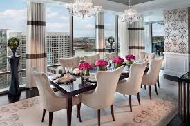 luxury dining room. Featured Image Of Luxury Dining Room For Modern Apartment