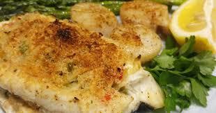 stuffed flounder fillets recipe by