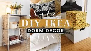 diy ikea dorm decor ideas for storage