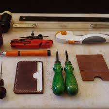 Hand made leather goods for work and play by TheLeatherWelder