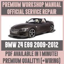 bmw z4 e89 wiring diagram wiring diagram show workshop manual service repair guide for bmw z4 e89 2009 2012 bmw z4 e89 wiring diagram